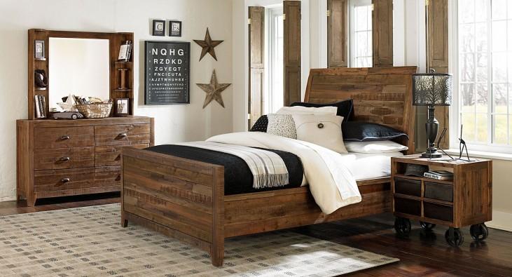 Braxton Youth Panel Bedroom Set