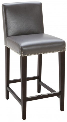 Brooke Grey Counter Stool