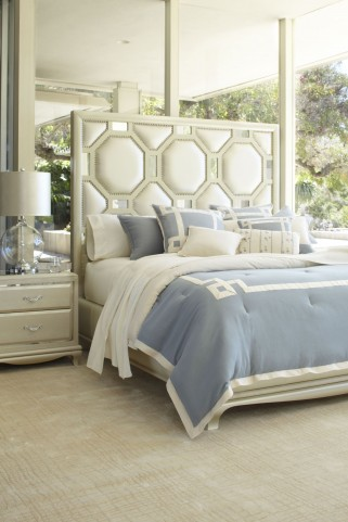 Brookfield Air 9 piece Queen Comforter Set