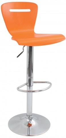 H2 Orange Barstool
