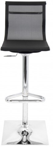 Mirage Black Barstool