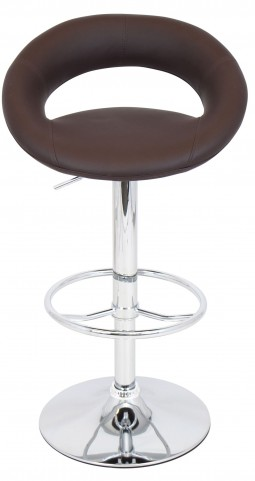Posh Brown Barstool