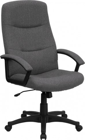 1000178 High Back Fabric Executive Swivel Office Chair
