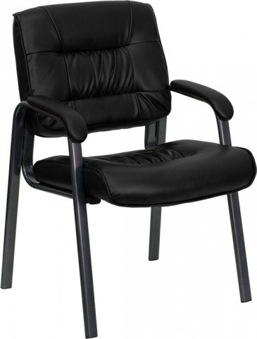 1000180 Black Executive Side Chair