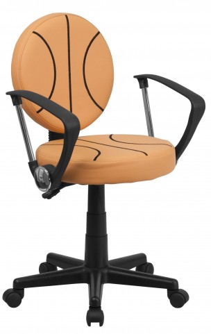 1000345 Basketball Task Arm Chair