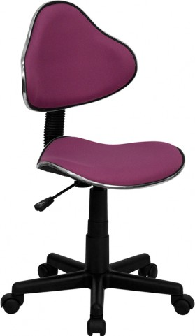 Lavender Ergonomic Task Chair