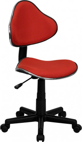 Red Ergonomic Task Chair