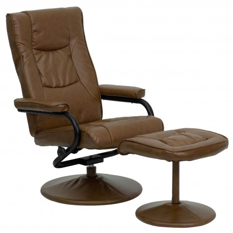 1000421 Palimino Recliner and Ottoman