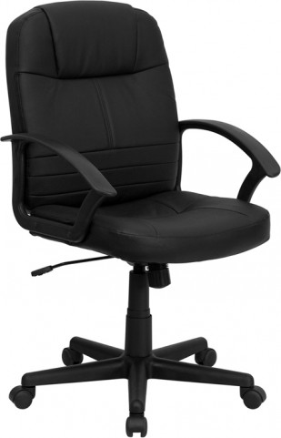 1000470 Black Executive Swivel Office Chair