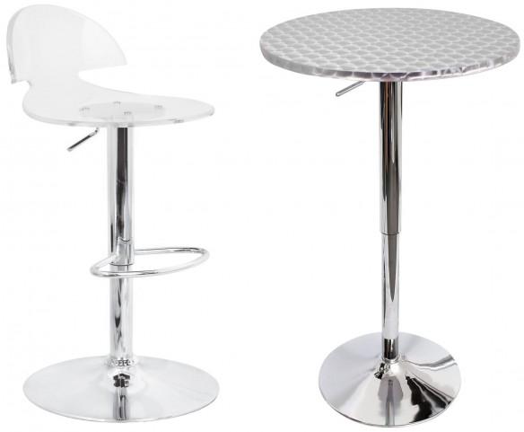 Bistro Round Bar Set