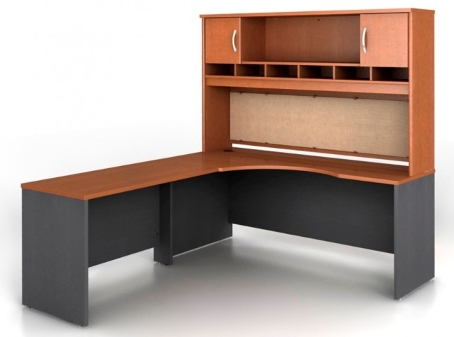 SRC002AUL Series C Auburn Maple Office Set