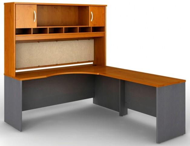 SRC002NCR Series C Natural Cherry Office Set