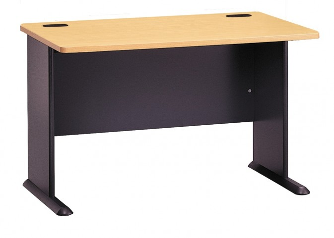 Series A Beech 48 Inch Desk