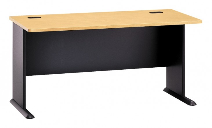 Series A Beech 60 Inch Desk