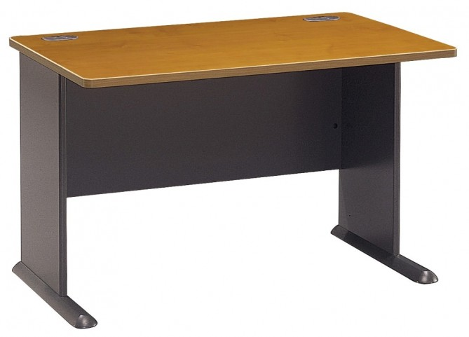 Series A Natural Cherry 48 Inch Desk