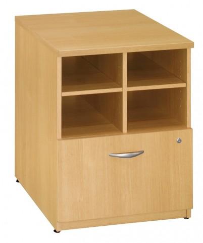 Series C Light Oak 24 Inch Storage Unit