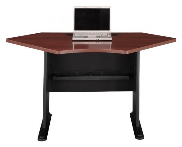 Series A Hansen Cherry 42 Inch Corner Desk