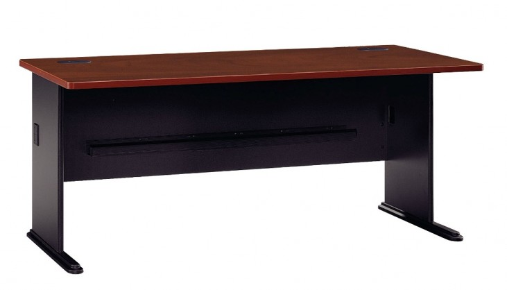 Series A Hansen Cherry 72 Inch Desk