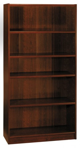 Universal Vogue Cherry 72 Inch Bookcase