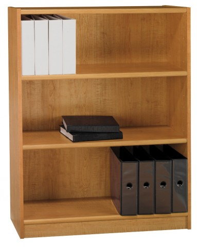 Universal Snow Maple 48 Inch Bookcase