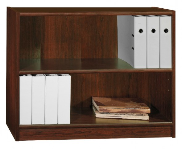 Universal Vogue Cherry 30 Inch Bookcase