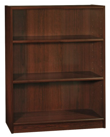 Universal Vogue Cherry 48 Inch Bookcase