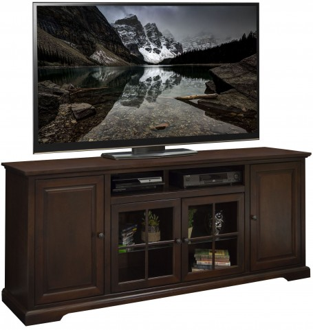 "Brentwood Danish Cherry 79"" TV Console"