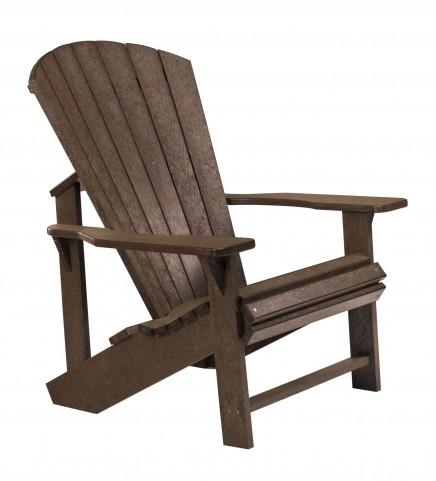 Generations Chocolate Adirondack Chair