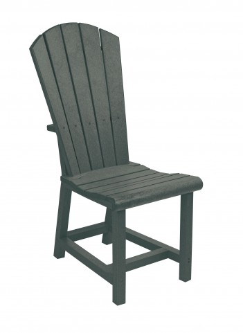 Generations Slate Adirondack Dining Side Chair
