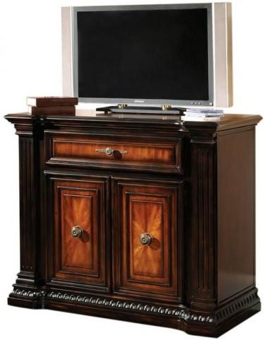 Grand Estates Cinnamon TV Stand