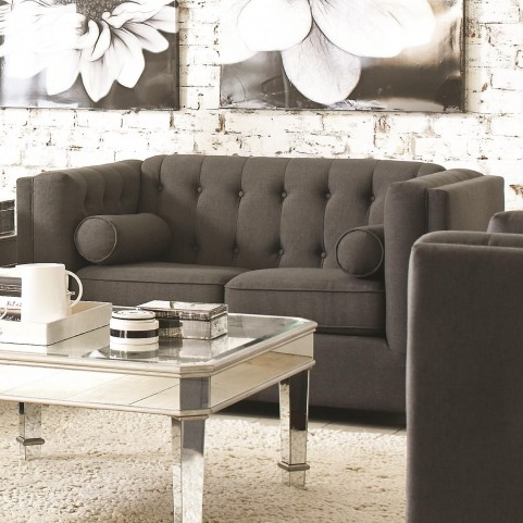 Cairns Charcoal Loveseat