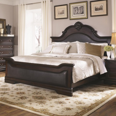 Cambridge King Panel Bed