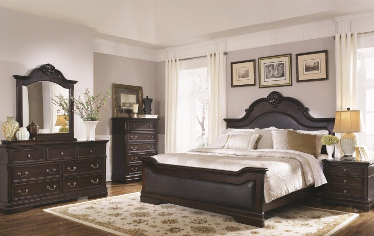 Cambridge Panel Bedroom Set