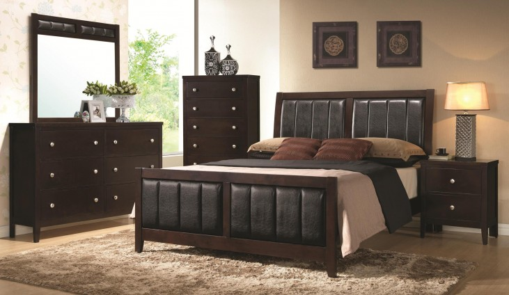 Carlton Panel Bedroom Set