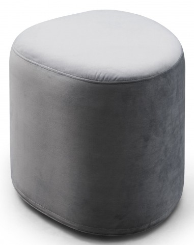 Carmen Dark Grey Small Stool