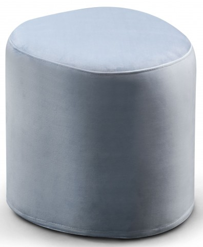 Carmen Light Grey Small Stool