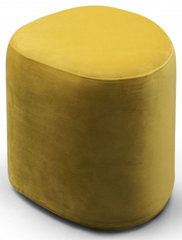 Carmen Yellow Small Stool