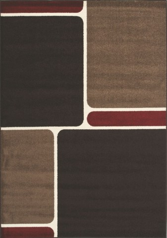 "Casa Rounded Square 63"" Rug"