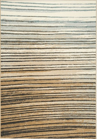 "Casa Gradient Stripes 94"" Rug"