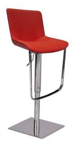 Celeb Red Barstool