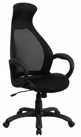 High Back Executive Black Chair