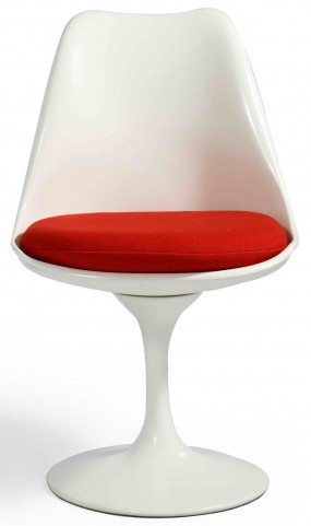 Modern Classics Inga Red Cushion Chair