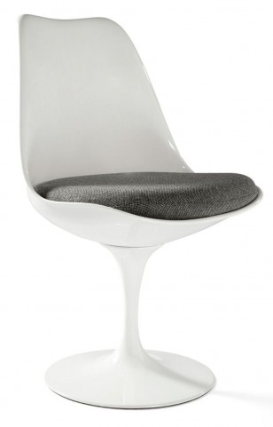 Modern Classics Inga Gray Cushion Chair