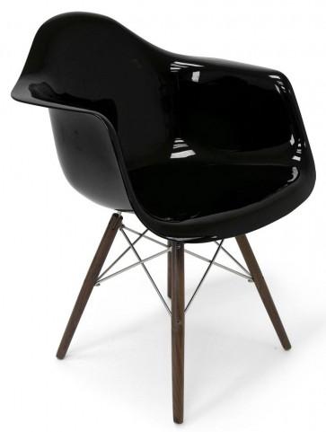 Modern Classics Marcella Black Gloss Chair