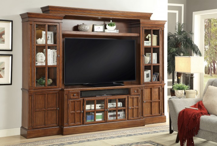 "Churchill Musket 62"" Entertainment Wall"