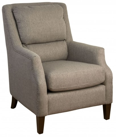 Chandler Ash Pillow Back Accent Chair