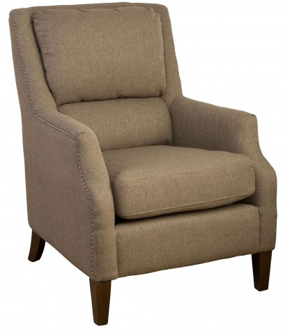 Chandler Forage Pillow Back Accent Chair
