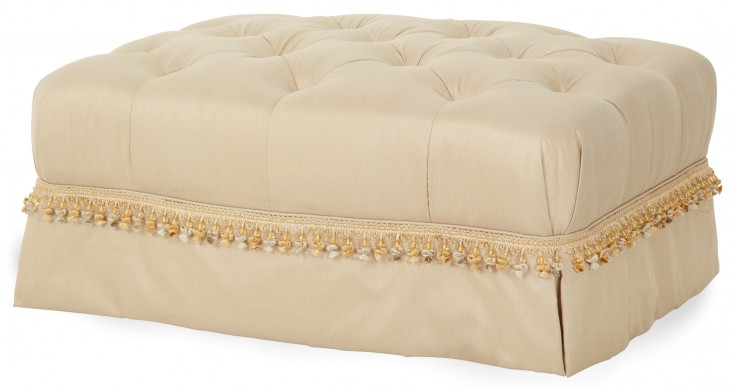 Chateau Beauvais Cocktail Ottoman