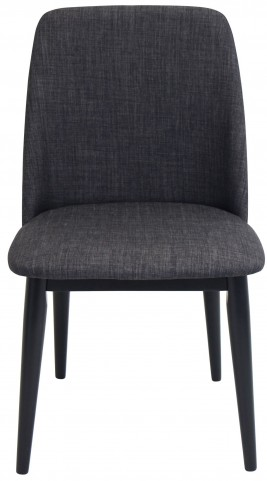 Tintori Black Dining Chair