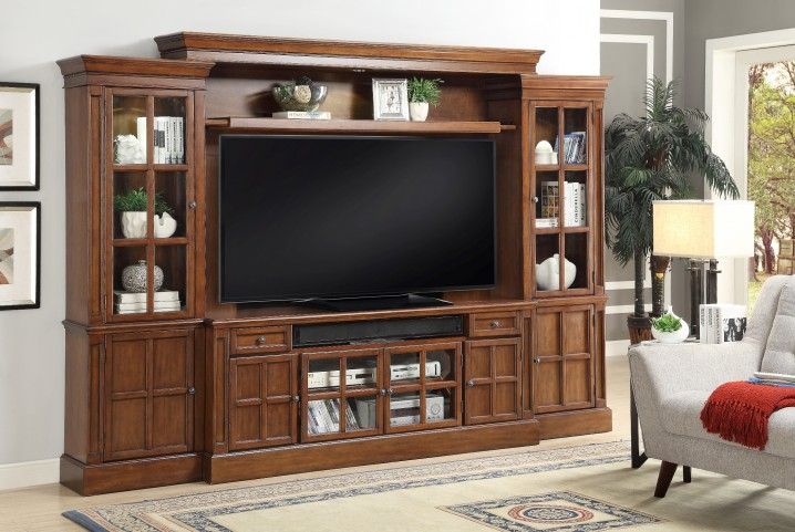 "Churchill Musket 72"" Entertainment Wall"